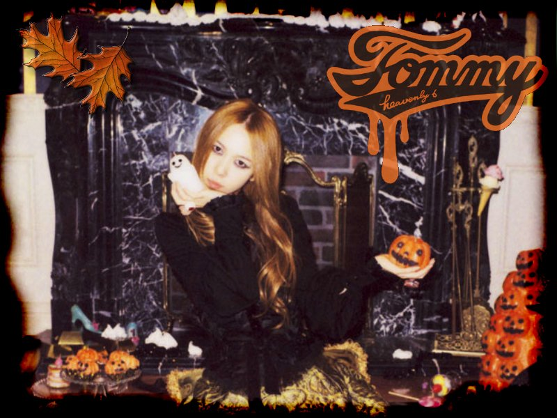 Tommy backgrounds/wallpapers Tommy_heavenly6_halloween_wall02